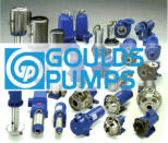 Goulds sump pump installation service.